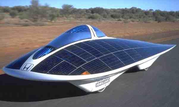 Solar Car Voiture Solaire